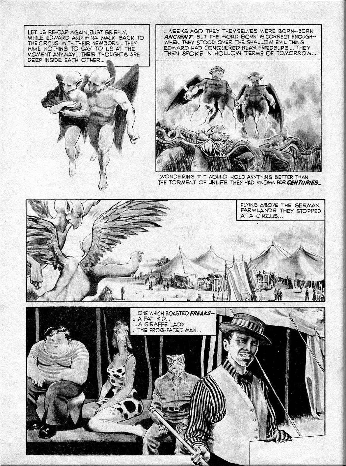Nightmare (1970) issue 10 - Page 61
