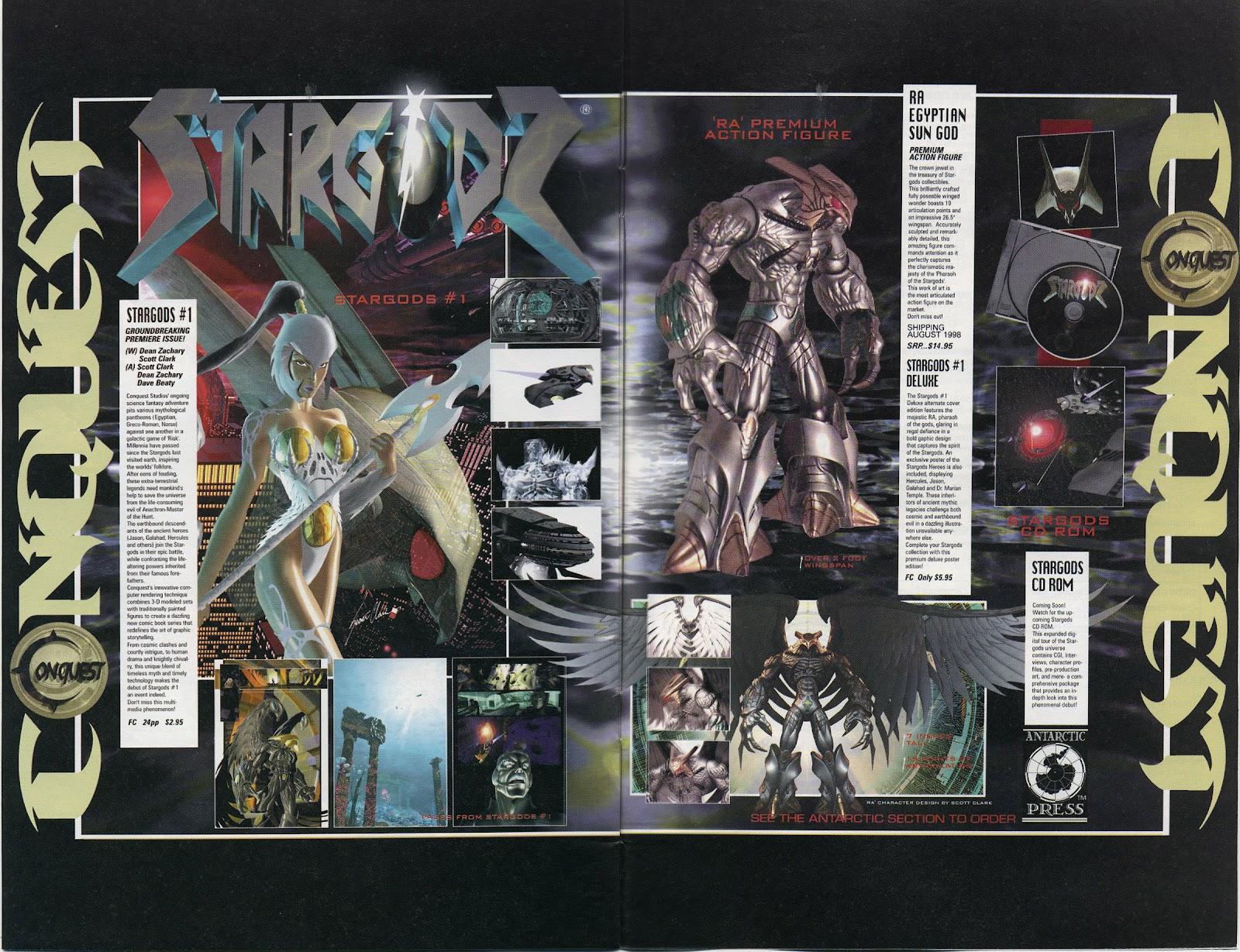 Warrior Nun Areala (1997) Issue #6 #6 - English 24