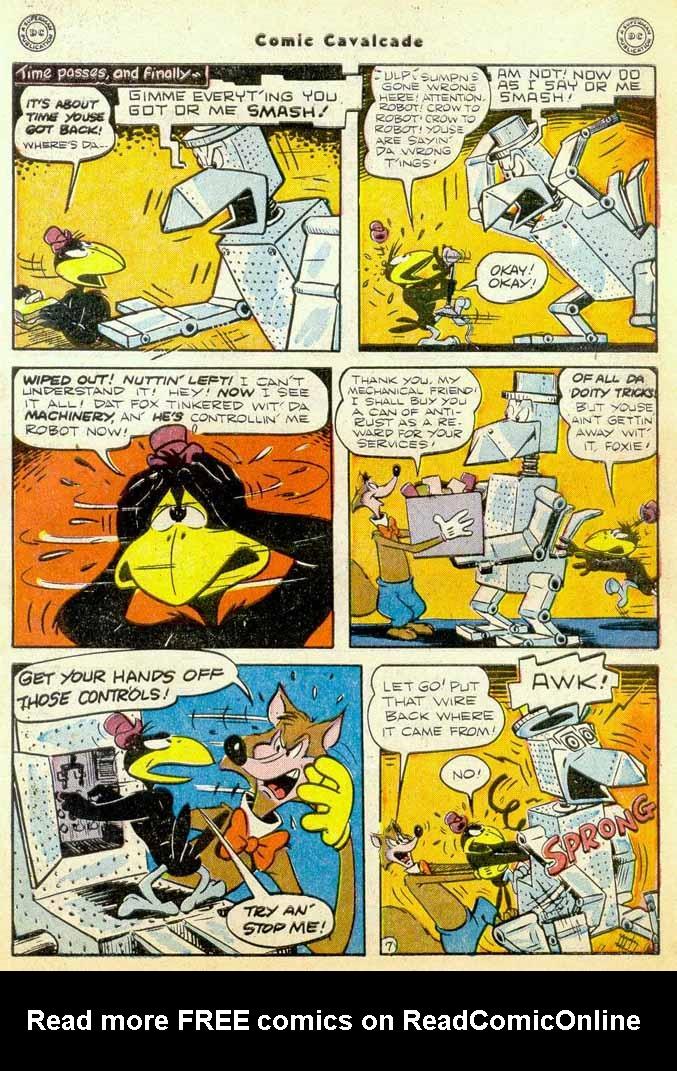 Comic Cavalcade issue 35 - Page 9