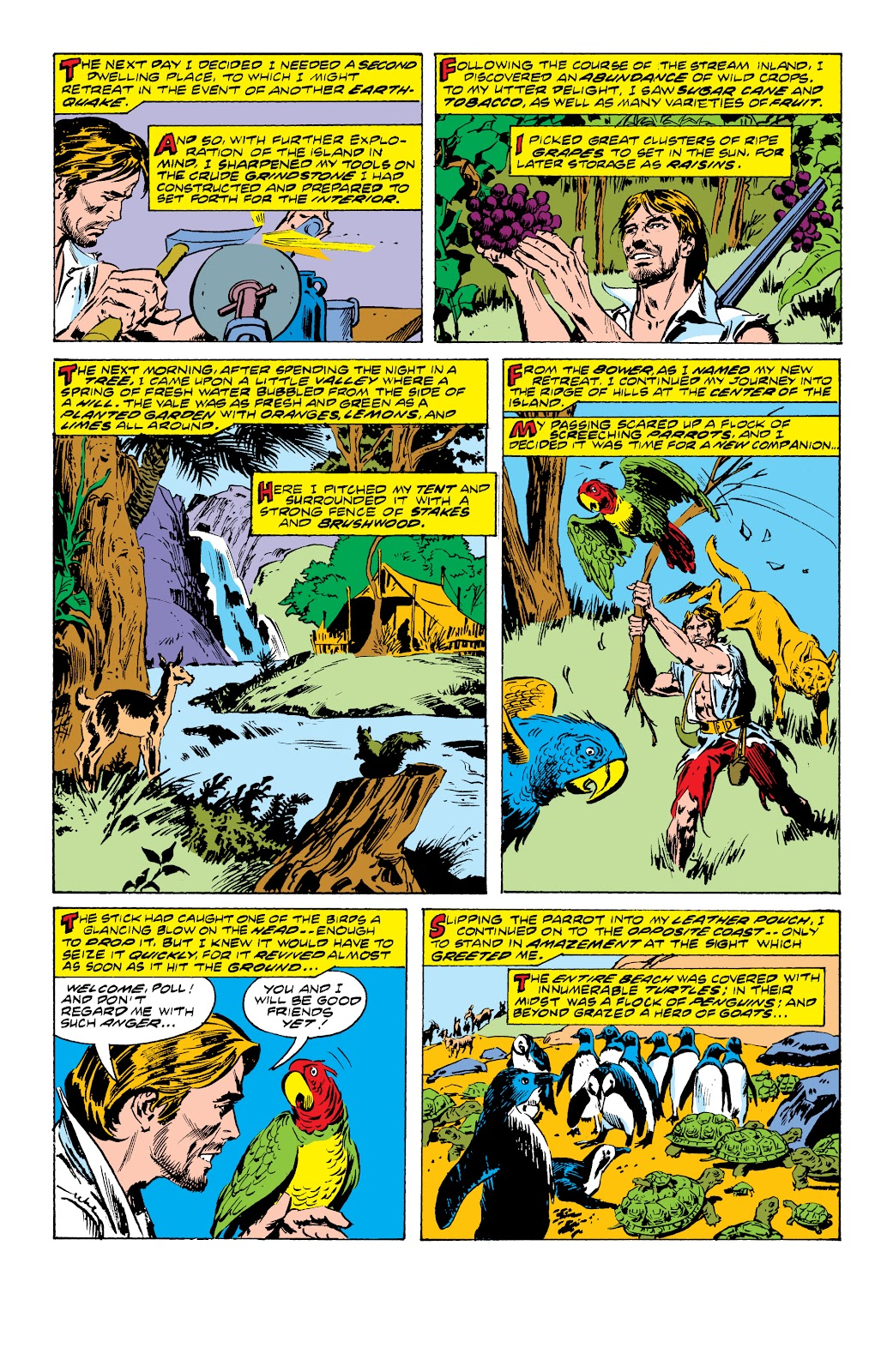 Marvel Classics Comics Series Featuring issue 19 - Page 23