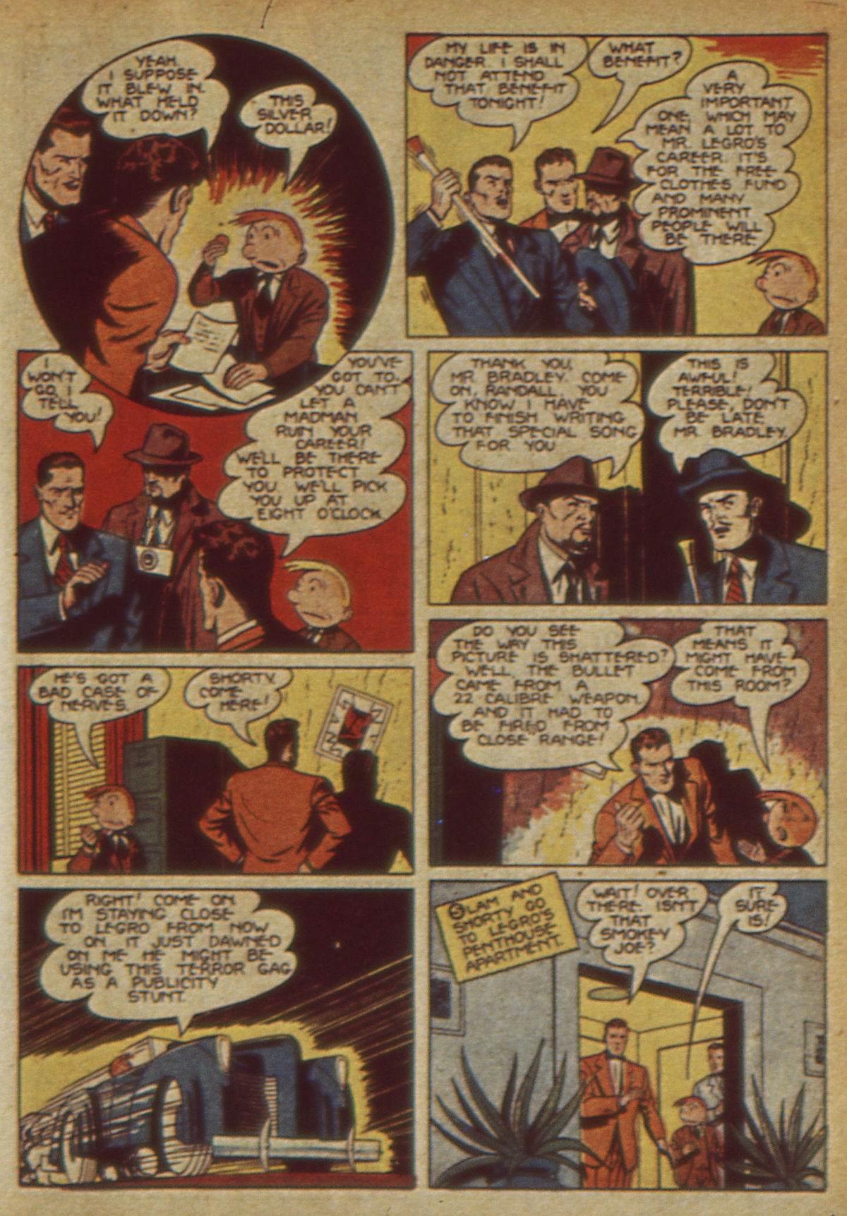 Read online Detective Comics (1937) comic -  Issue #49 - 61