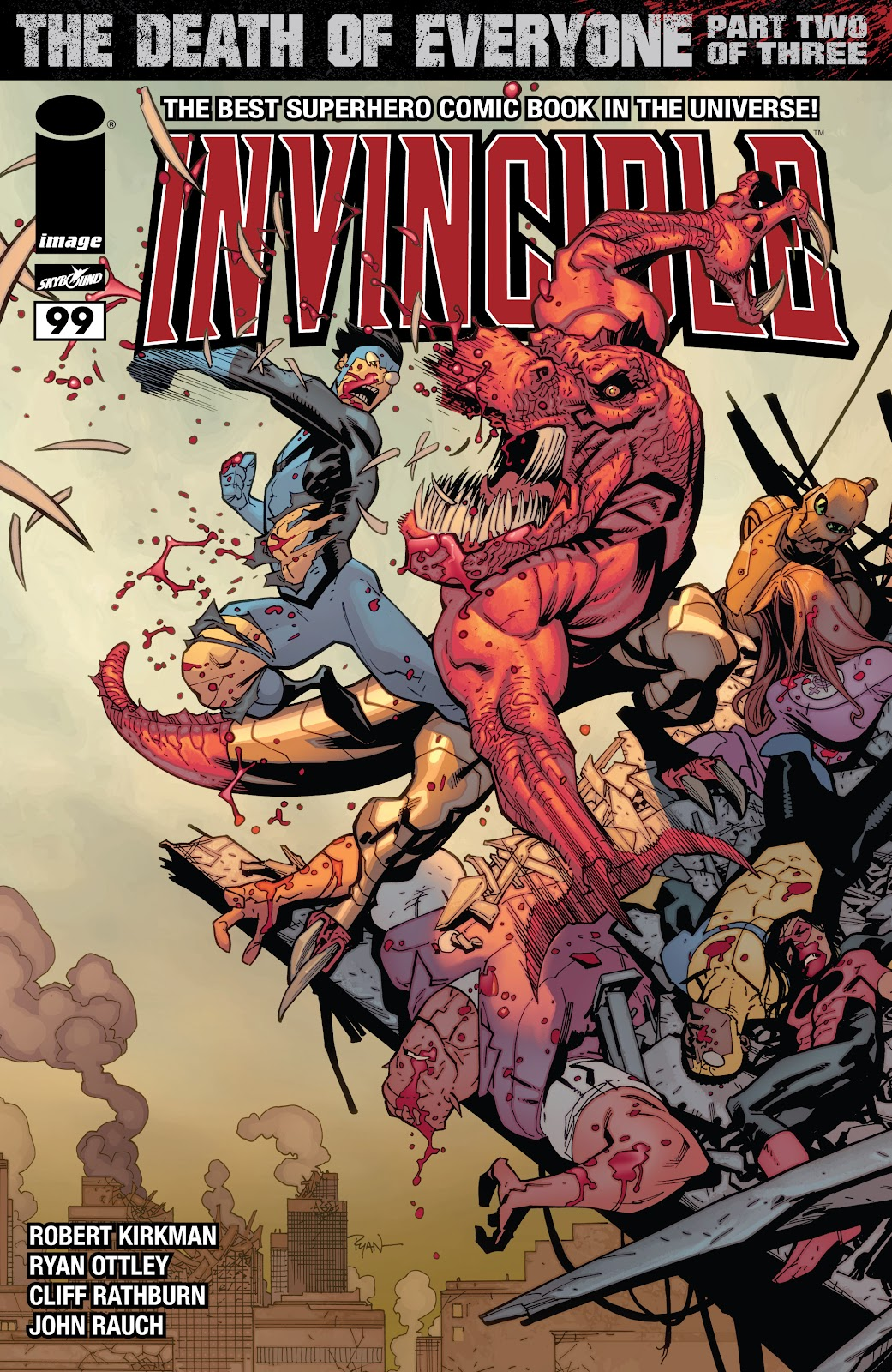 Invincible (2003) 99 Page 1