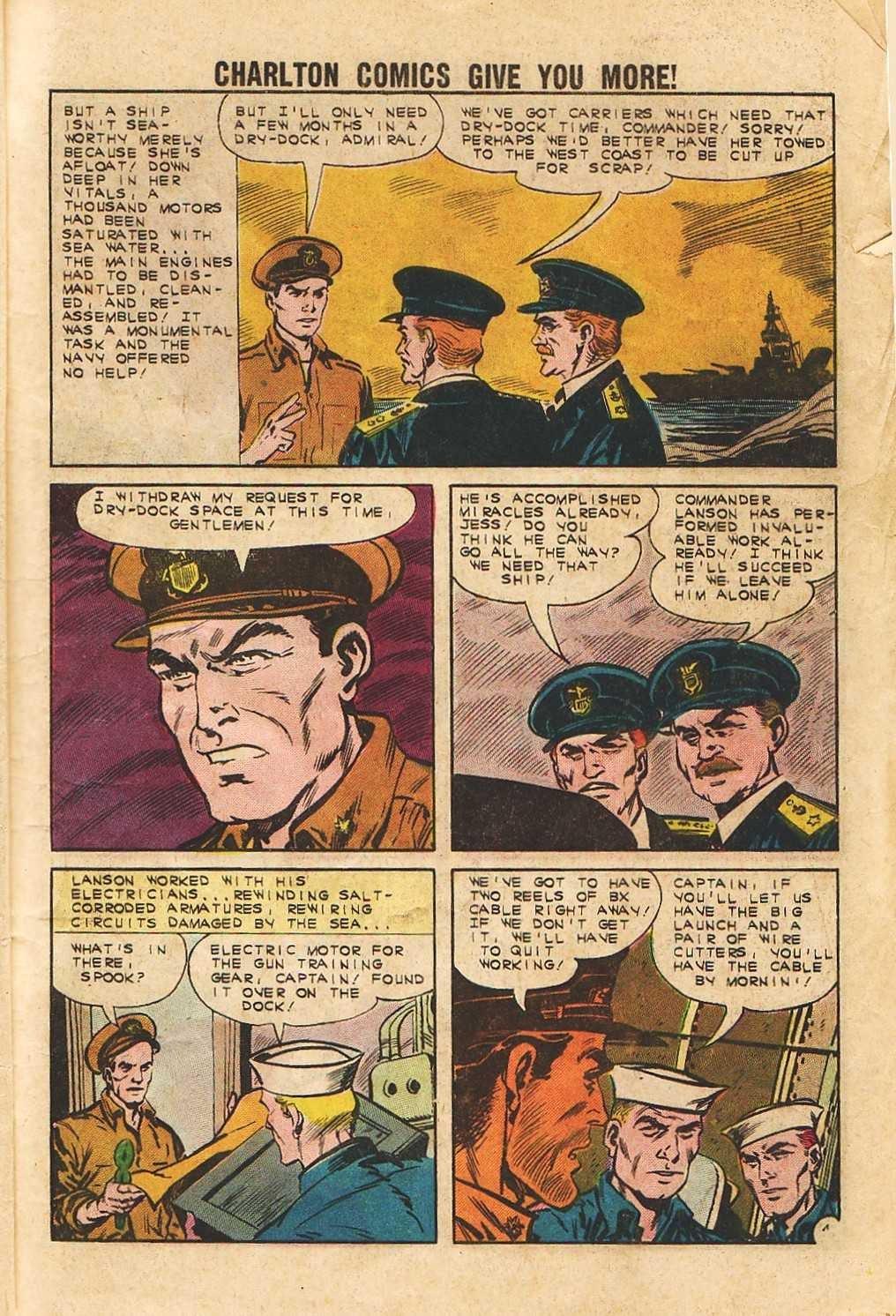 Read online Fightin' Navy comic -  Issue #105 - 7