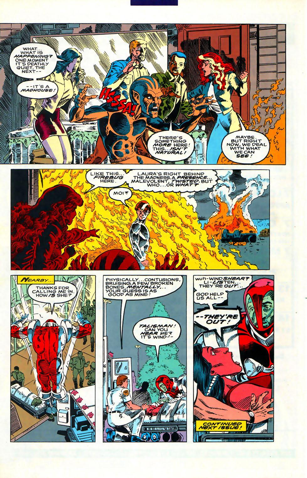 Read online Alpha Flight (1983) comic -  Issue #110 - 23
