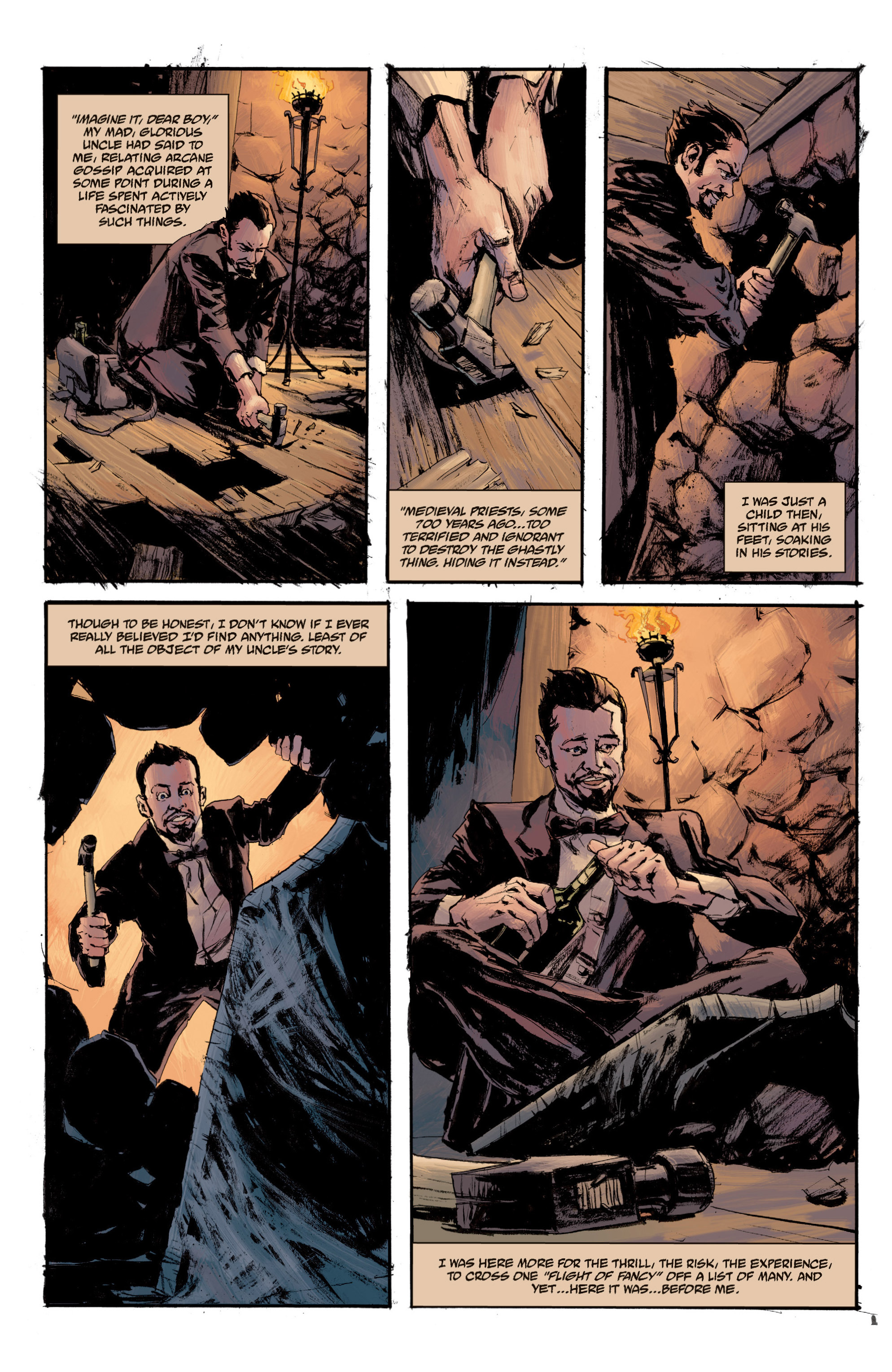 Read online B.P.R.D. (2003) comic -  Issue # TPB 13 - 140