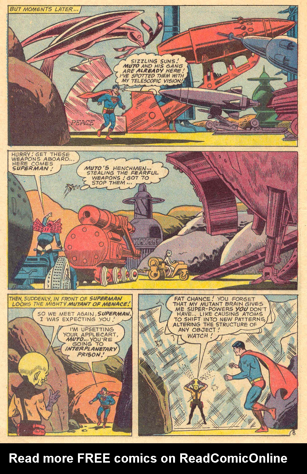 Read online Action Comics (1938) comic -  Issue #338 - 9