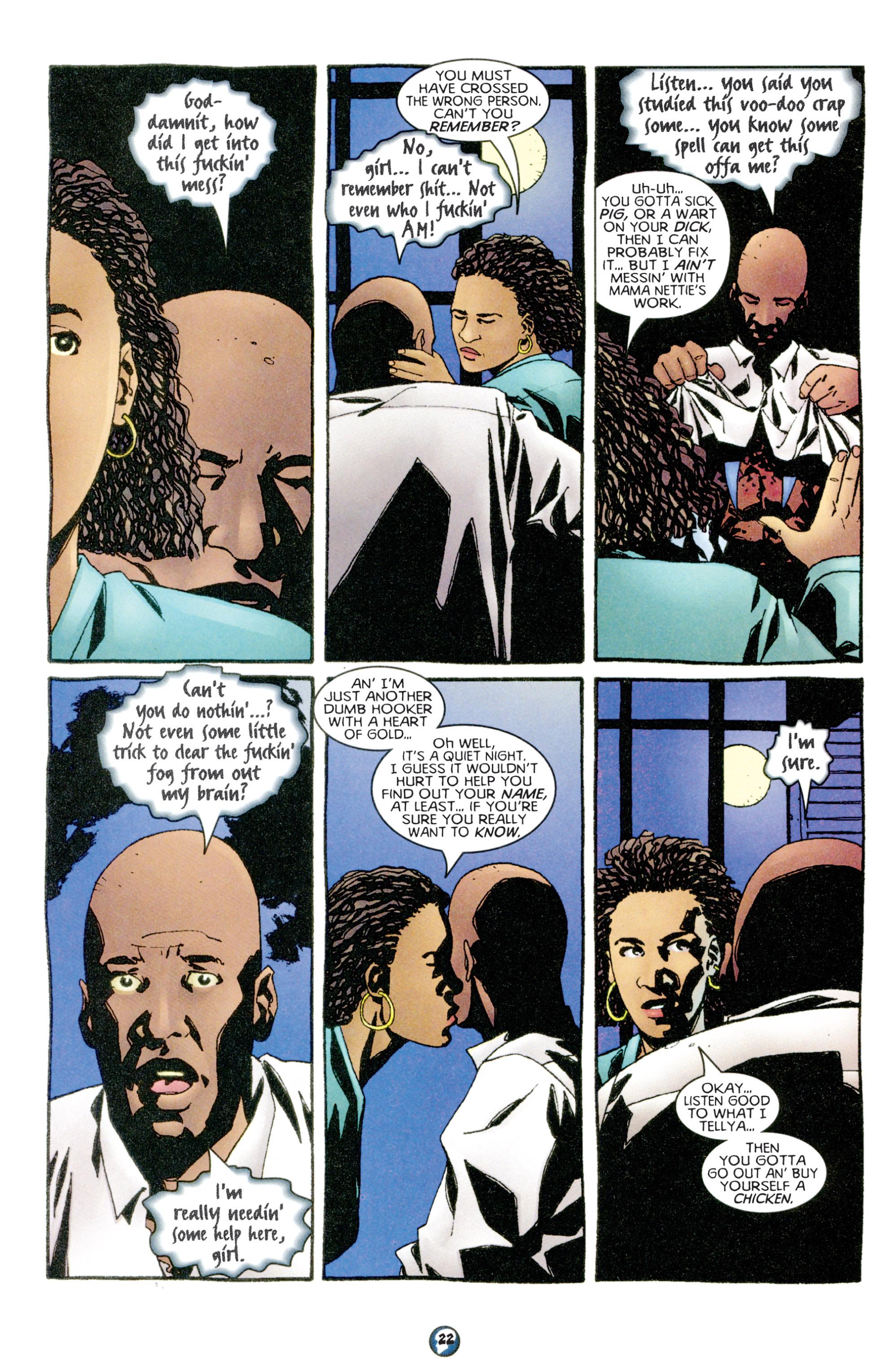 Read online Shadowman (1997) comic -  Issue #6 - 18