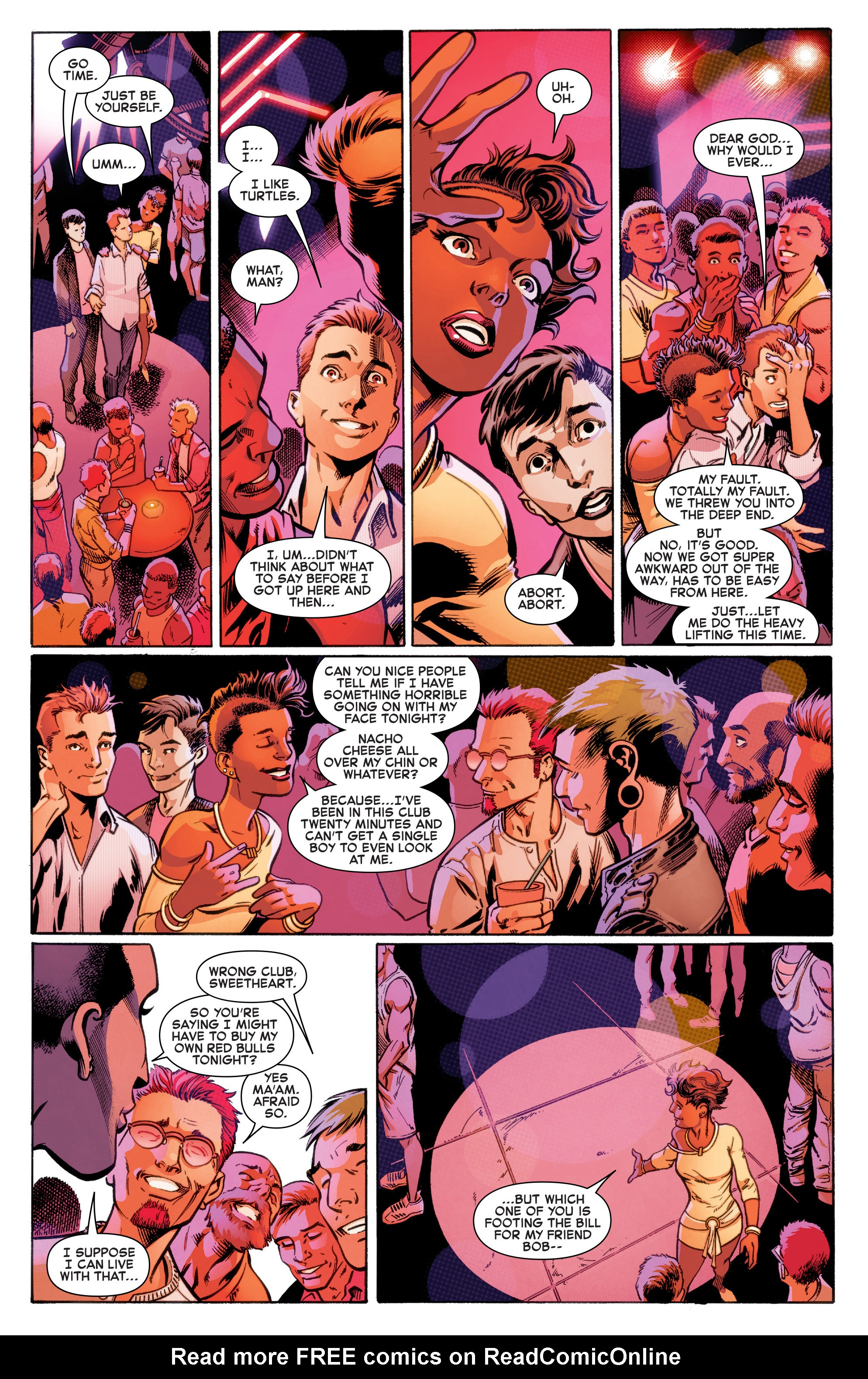 Read online All-New X-Men (2016) comic -  Issue #13 - 5
