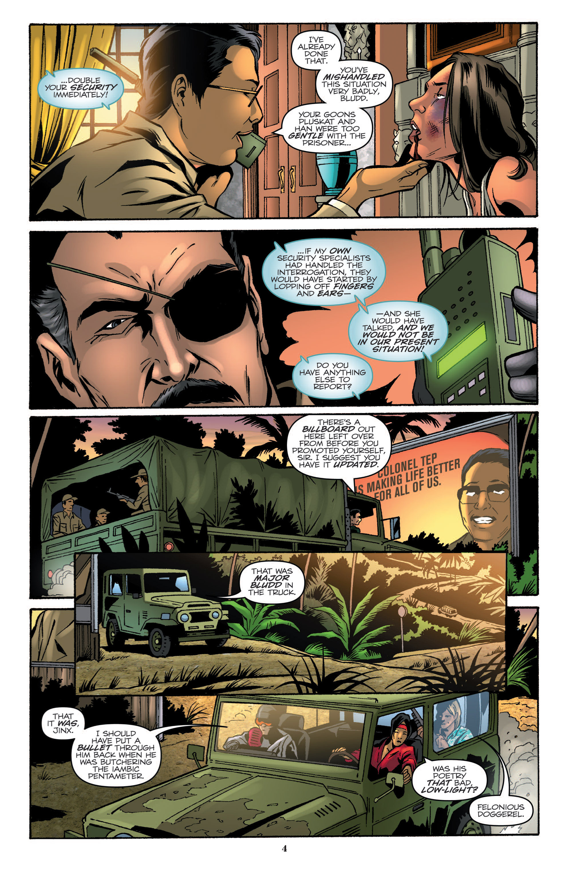 G.I. Joe: A Real American Hero 191 Page 5