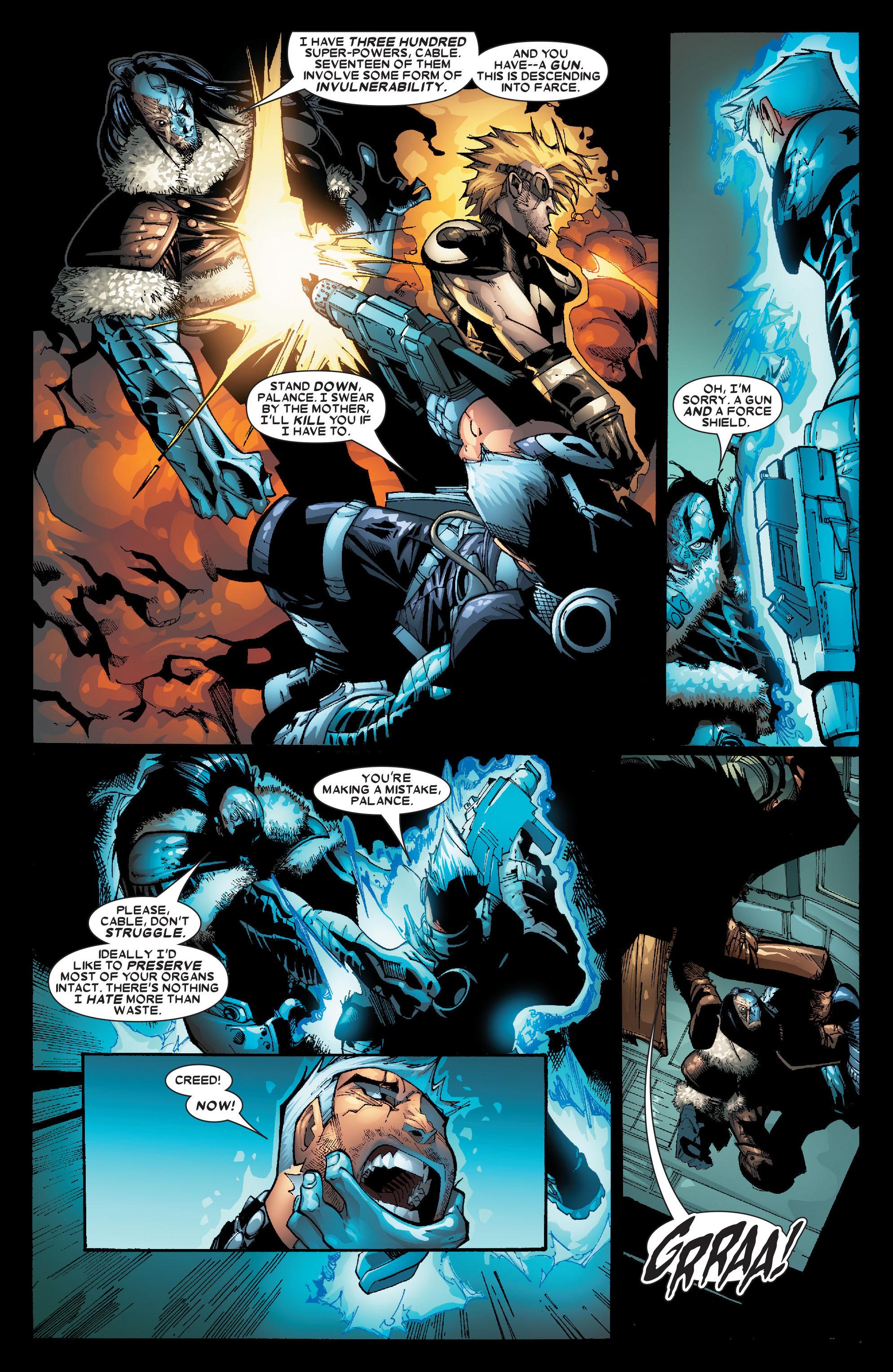X-Men (1991) 196 Page 16