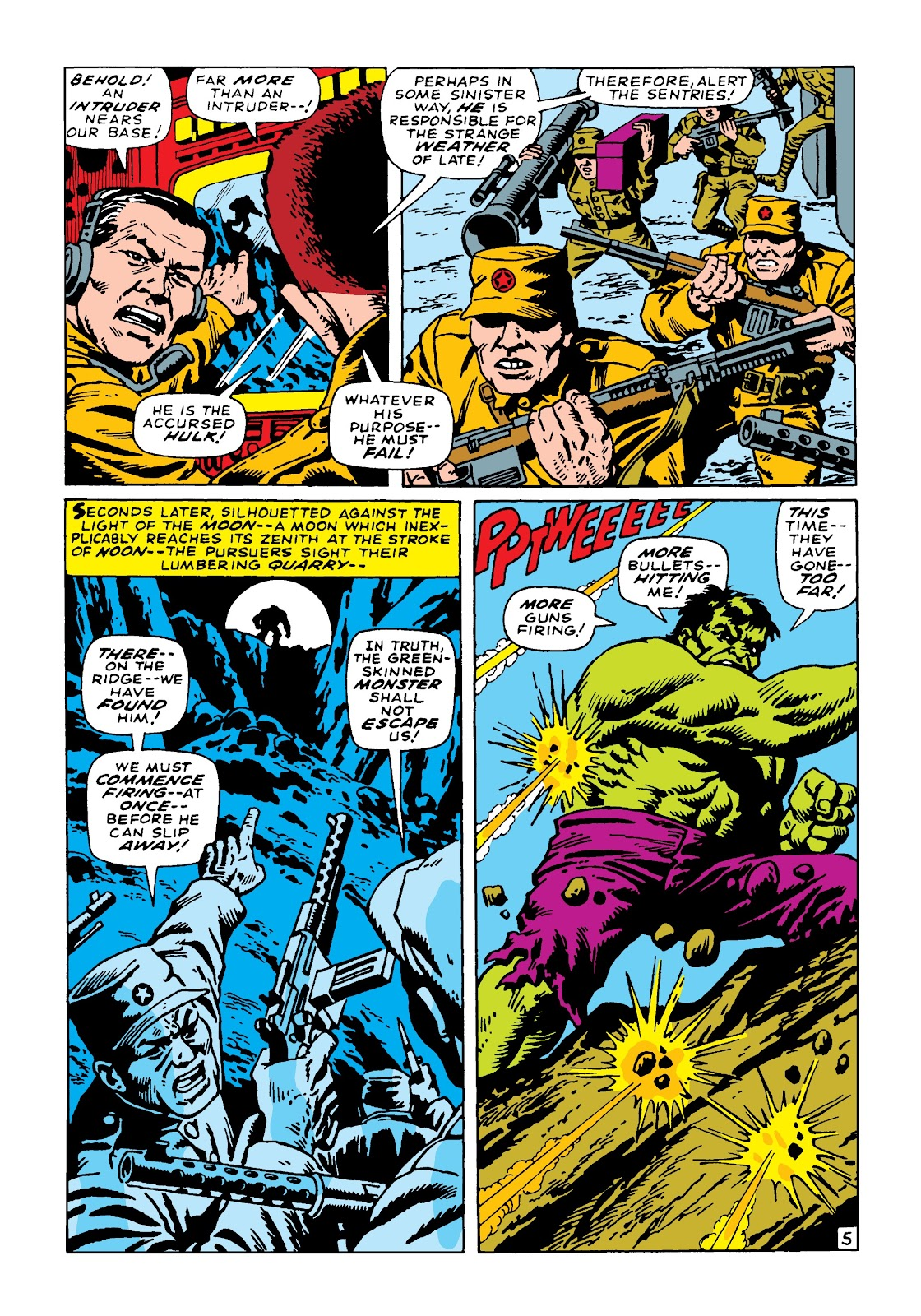 Read online Marvel Masterworks: The Incredible Hulk comic -  Issue # TPB 4 (Part 2) - 91
