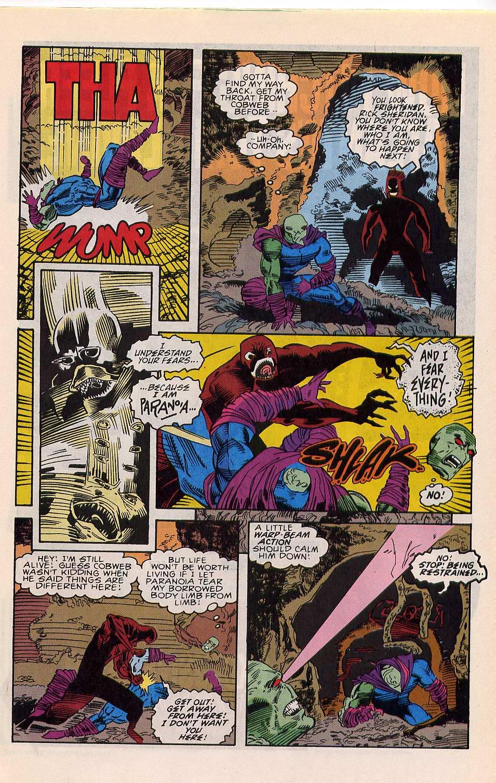 Read online Sleepwalker comic -  Issue #22 - 18