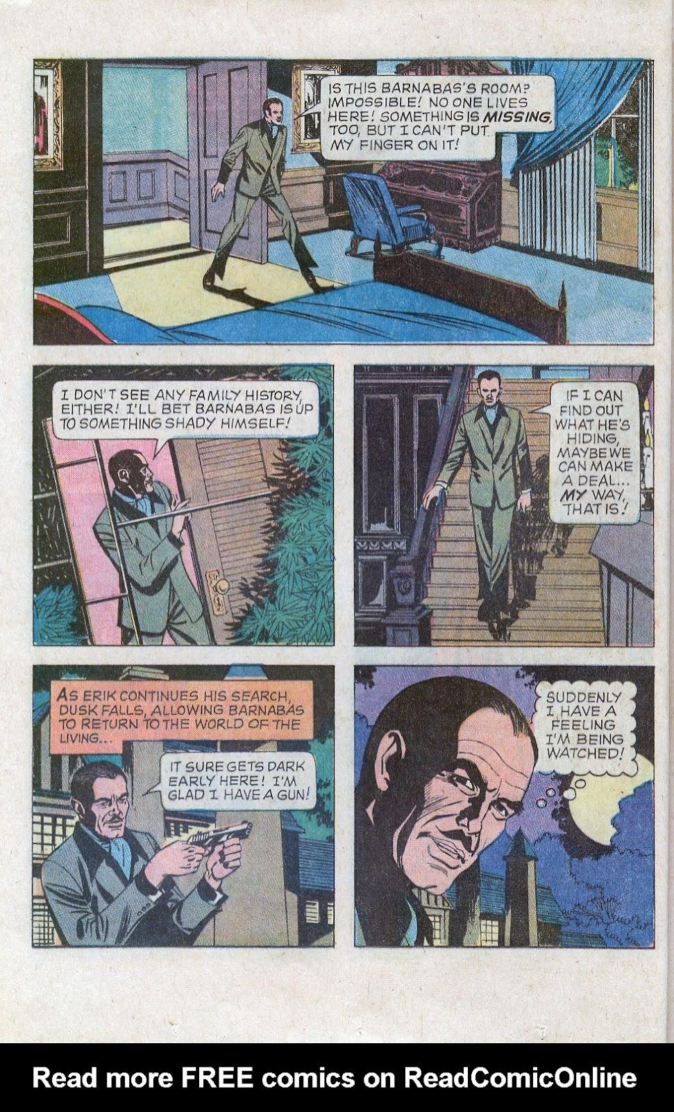 Dark Shadows (1969) issue 18 - Page 12