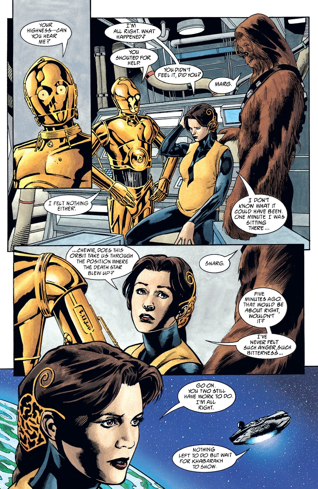 Read online Star Wars Legends: The New Republic - Epic Collection comic -  Issue # TPB 4 (Part 2) - 77