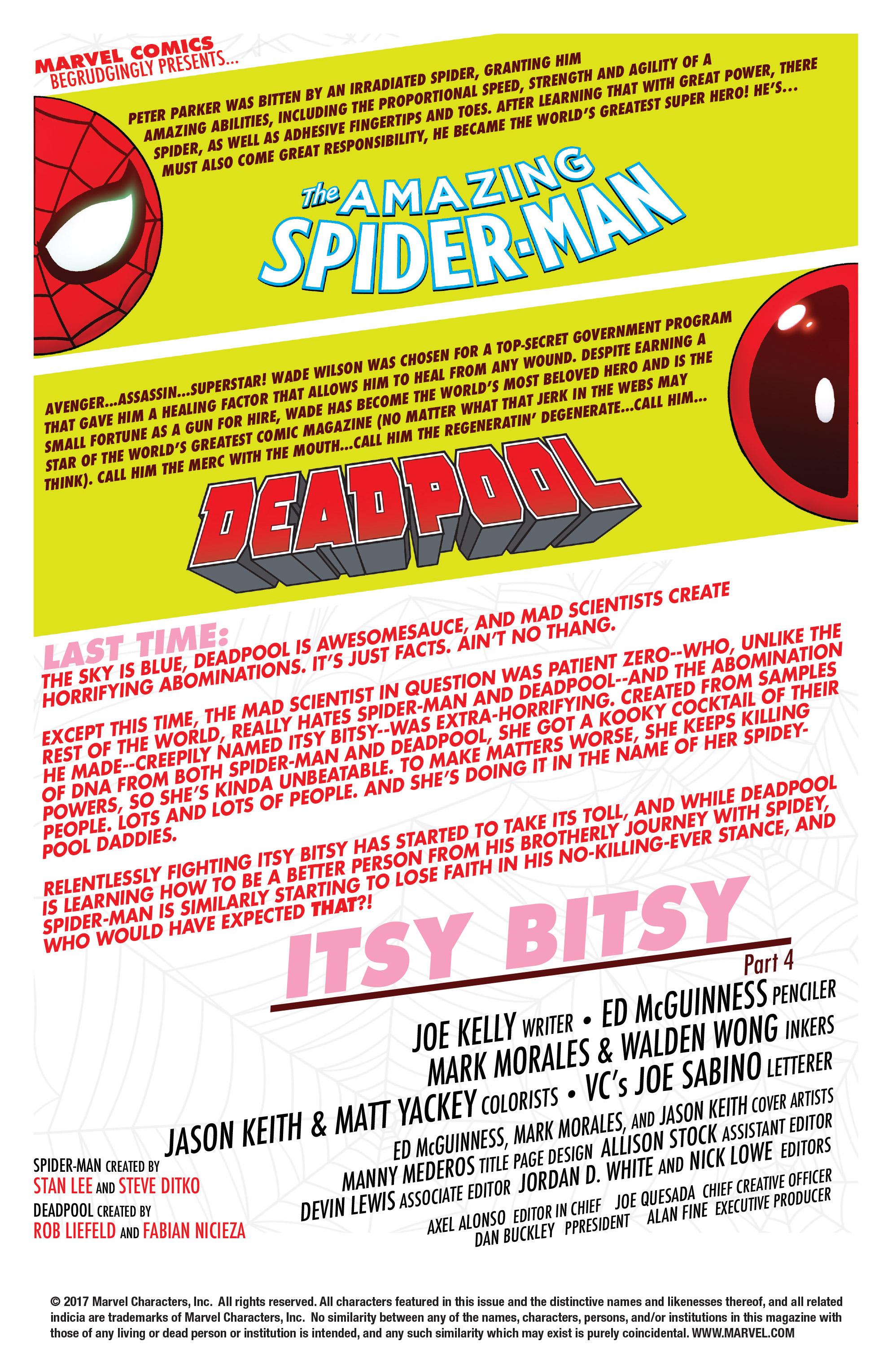 Read online Spider-Man/Deadpool comic -  Issue #17 - 2