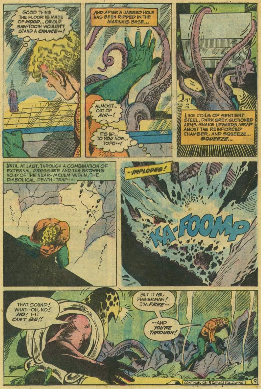 Read online Adventure Comics (1938) comic -  Issue #443 - 16