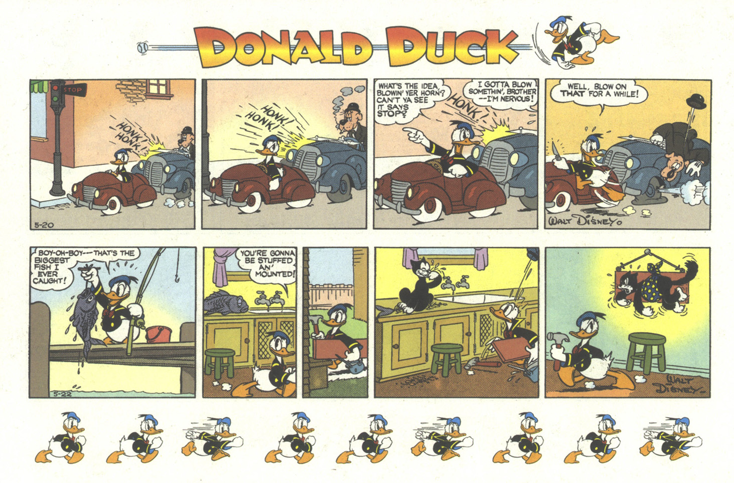 Walt Disney's Donald Duck (1986) issue 297 - Page 20