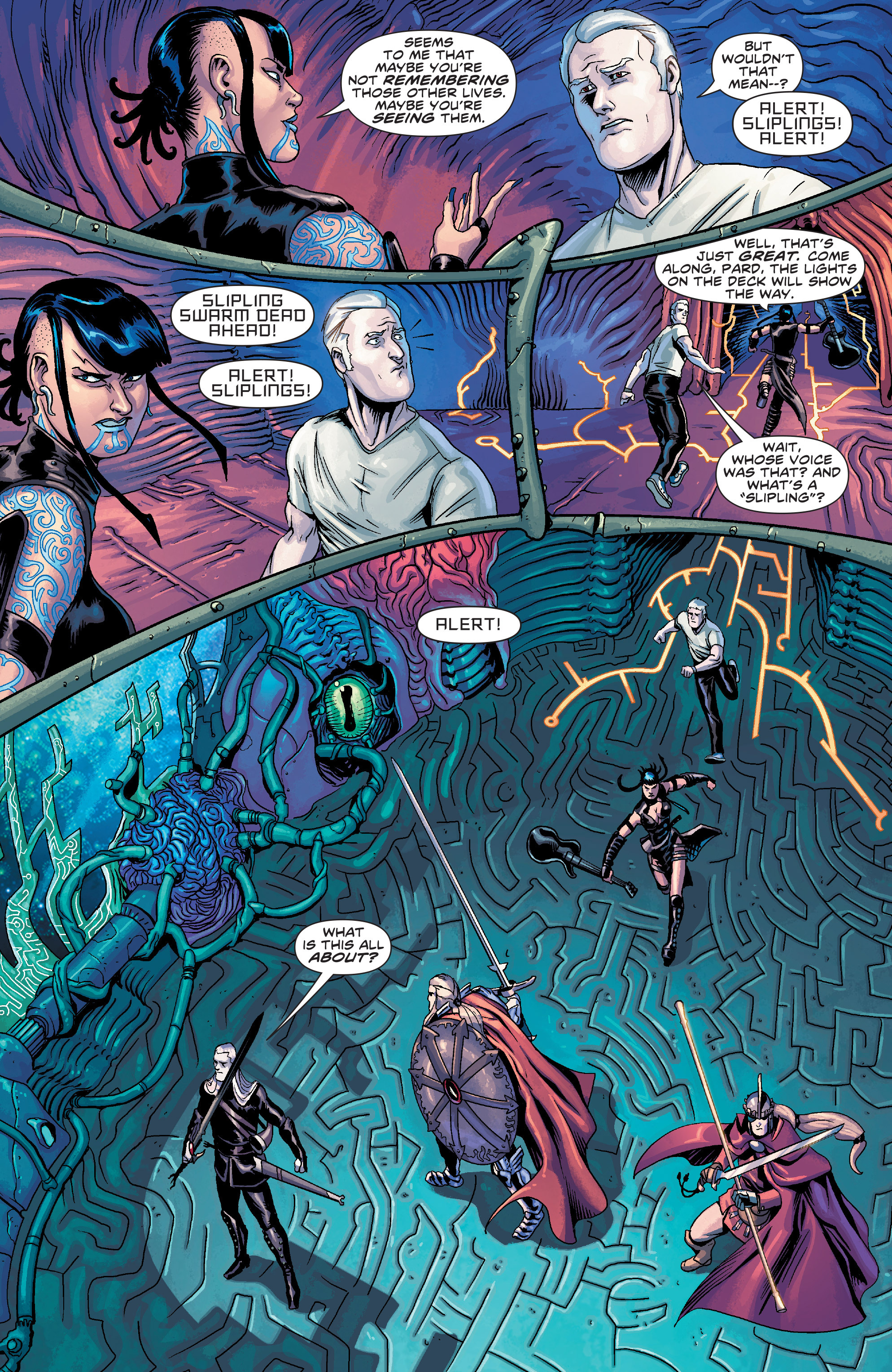 Read online Elric: The Balance Lost comic -  Issue # TPB 3 - 18