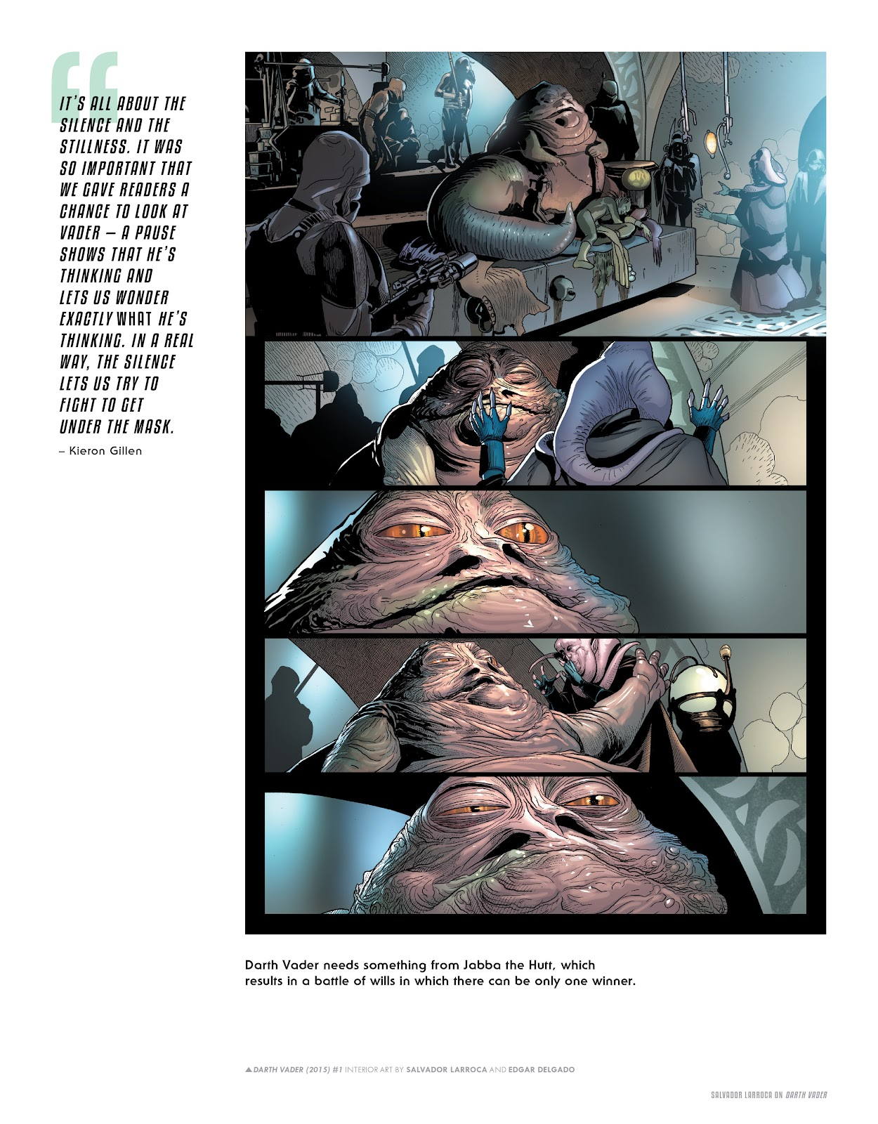 Read online The Marvel Art of Star Wars comic -  Issue # TPB (Part 1) - 52