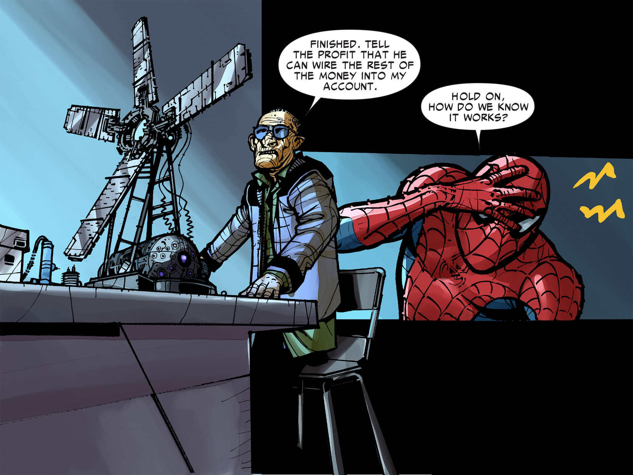Read online Amazing Spider-Man: Who Am I? comic -  Issue # Full (Part 2) - 122