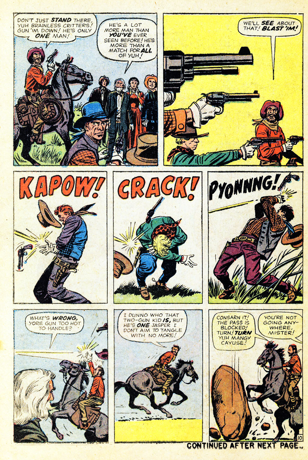 Read online Two-Gun Kid comic -  Issue #60 - 14
