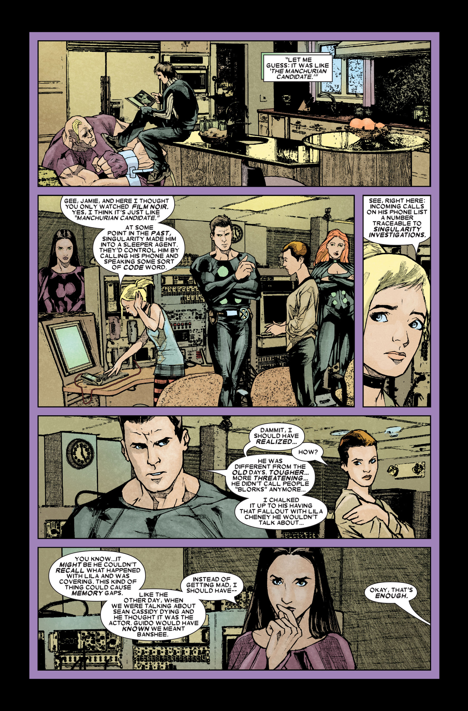 Read online X-Factor (2006) comic -  Issue #11 - 16