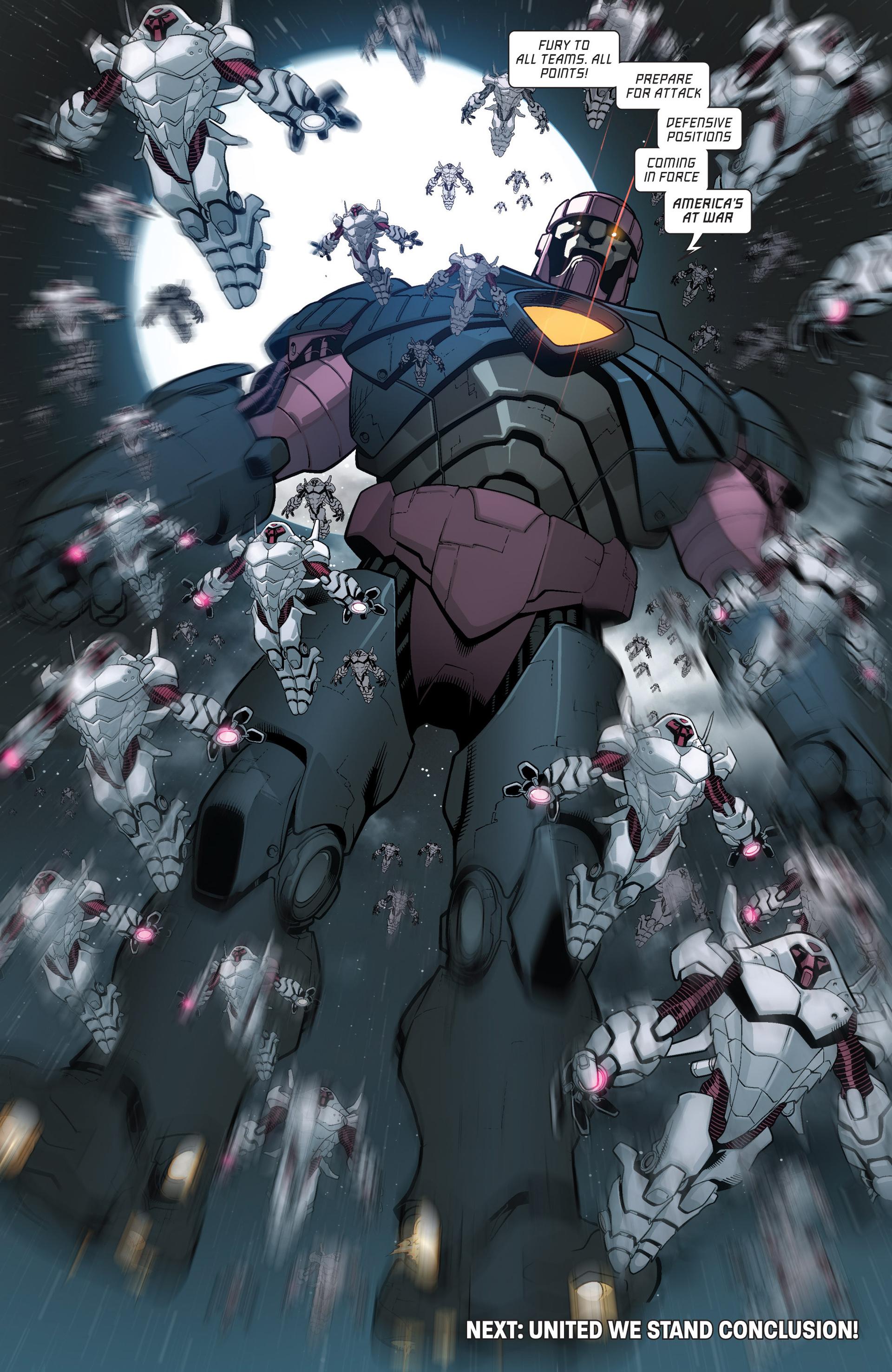 Read online Ultimate Comics X-Men comic -  Issue #17 - 22
