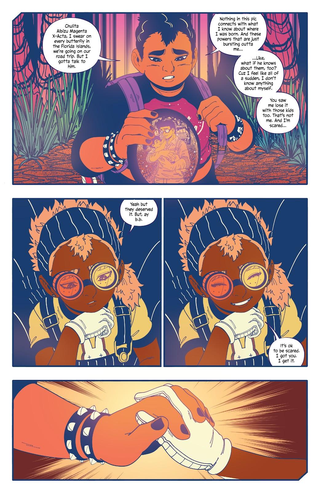 Read online b.b. free comic -  Issue #3 - 21