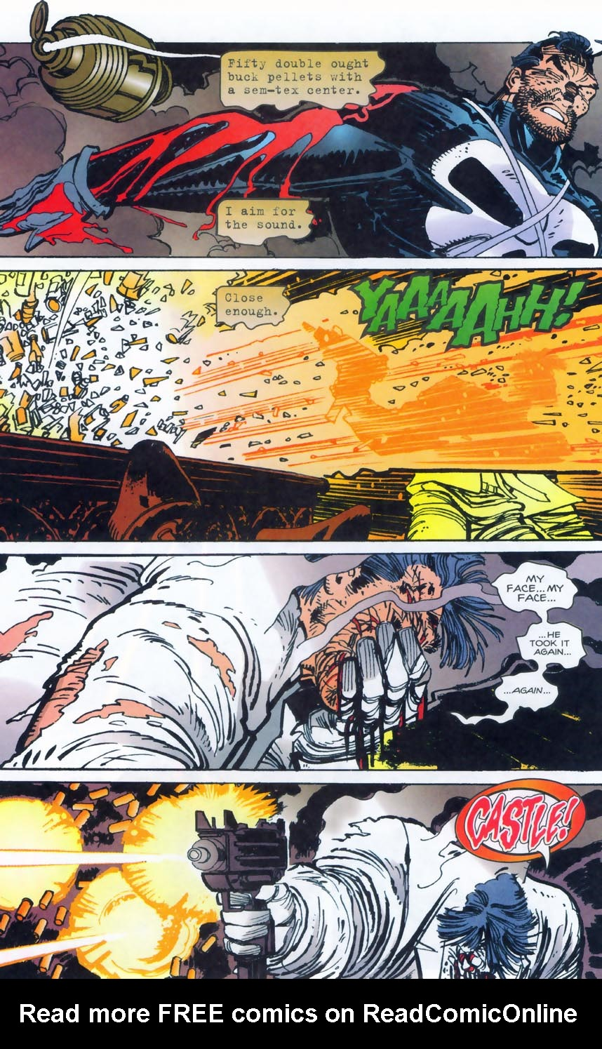 Read online Punisher/Batman: Deadly Knights comic -  Issue # Full - 33