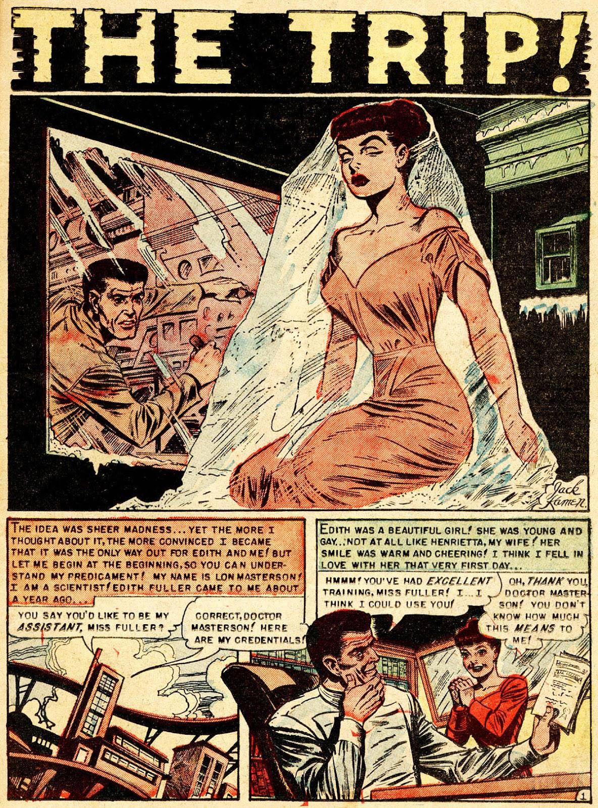 Weird Fantasy (1951) issue 13 - Page 11