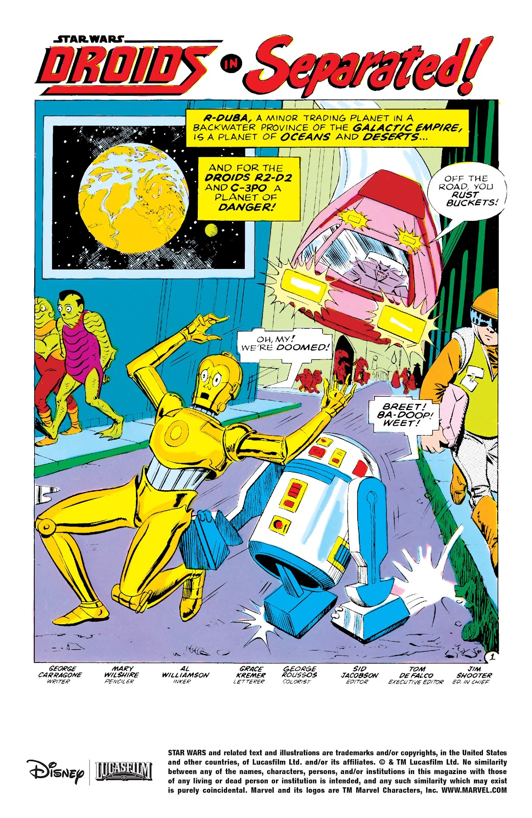 Star Wars: Droids (1986) issue 5 - Page 2