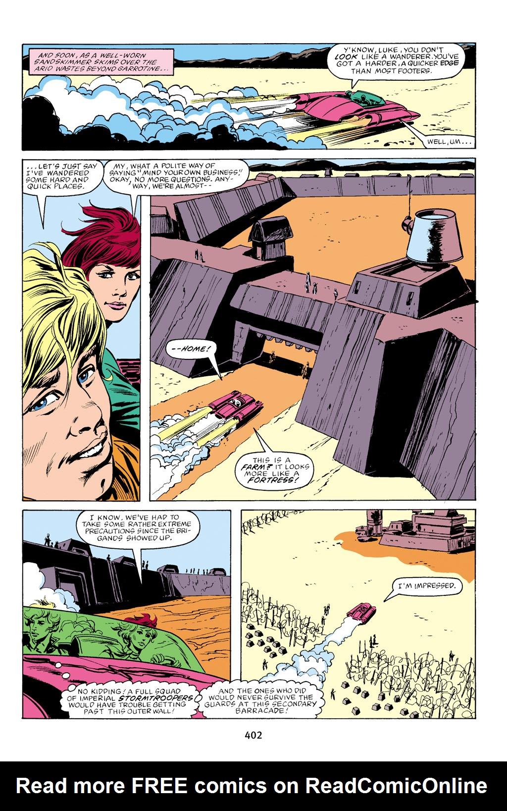 Read online Star Wars Omnibus comic -  Issue # Vol. 16 - 394