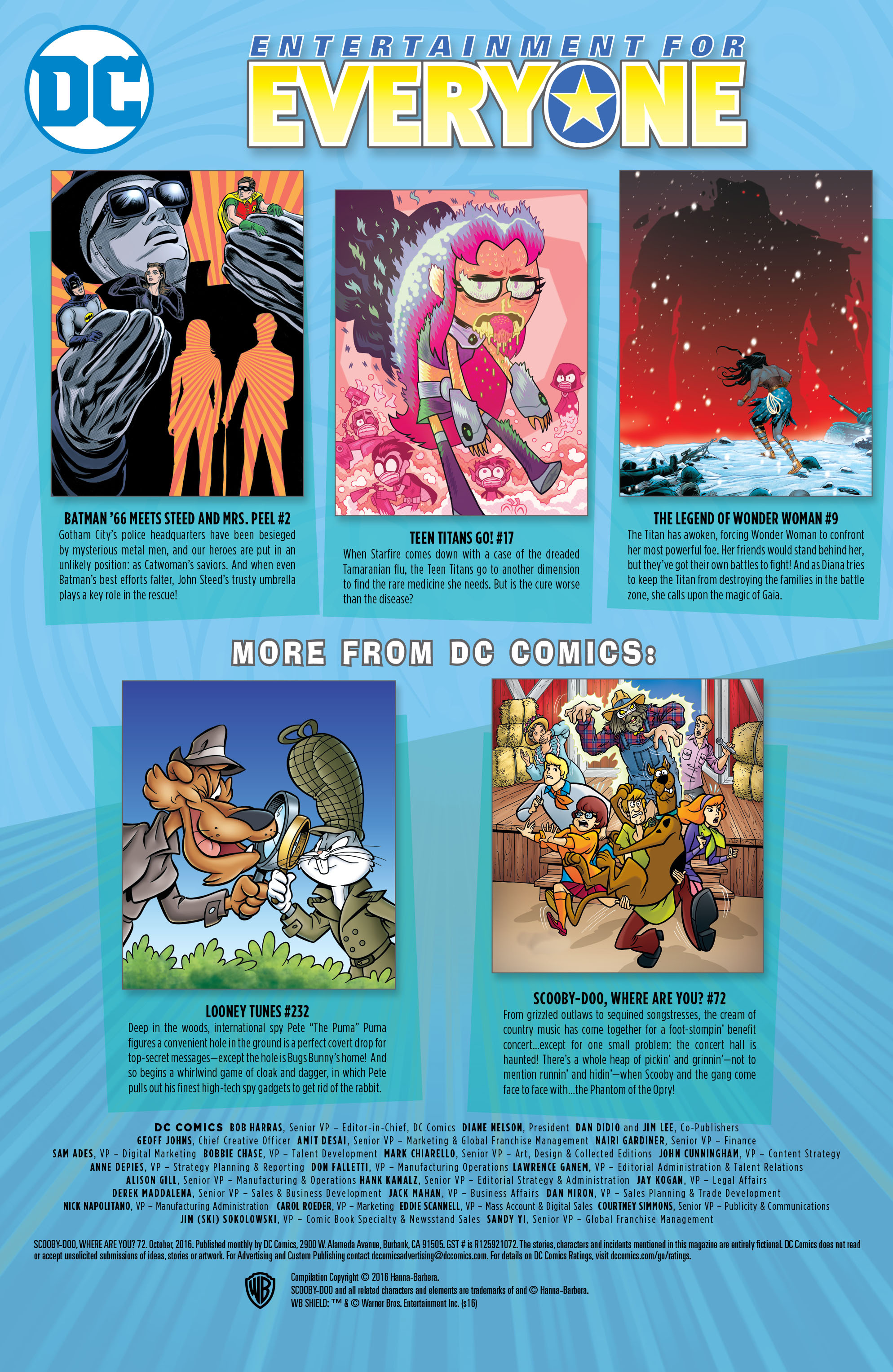 Read online Scooby-Doo: Where Are You? comic -  Issue #72 - 24