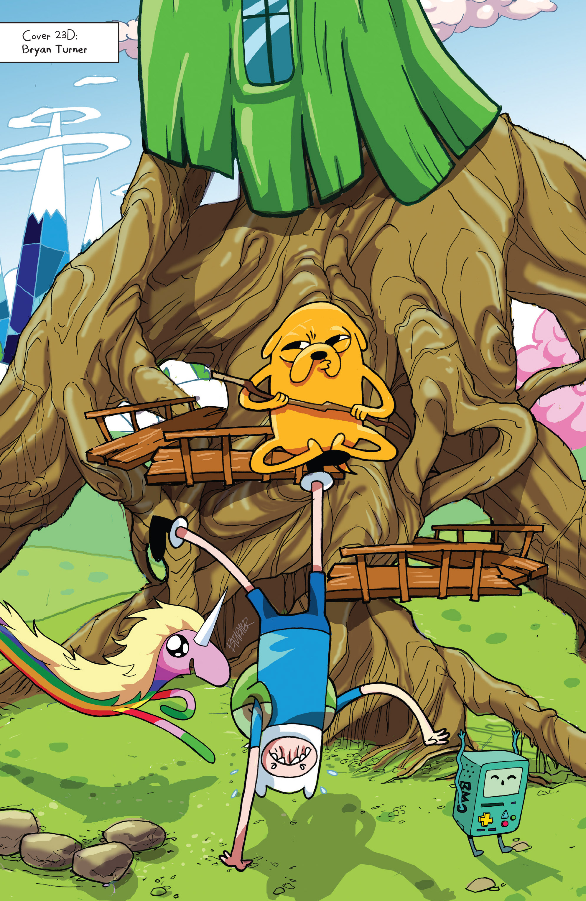 Read online Adventure Time comic -  Issue #Adventure Time _TPB 5 - 114