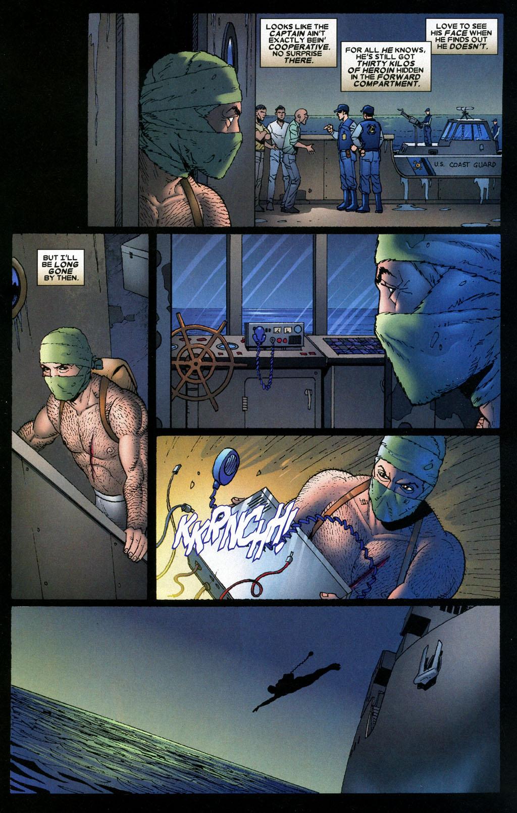 Read online Wolverine: Origins comic -  Issue #6 - 12