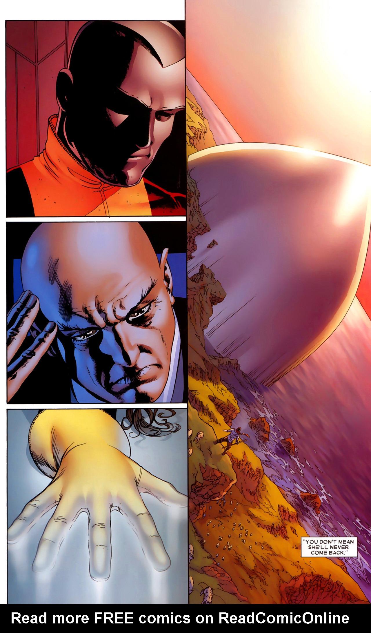 Read online Giant-Size Astonishing X-Men comic -  Issue # Full - 36