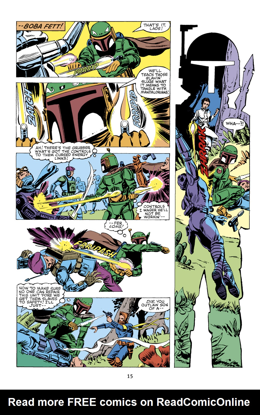 Read online Star Wars Omnibus comic -  Issue # Vol. 18 - 14