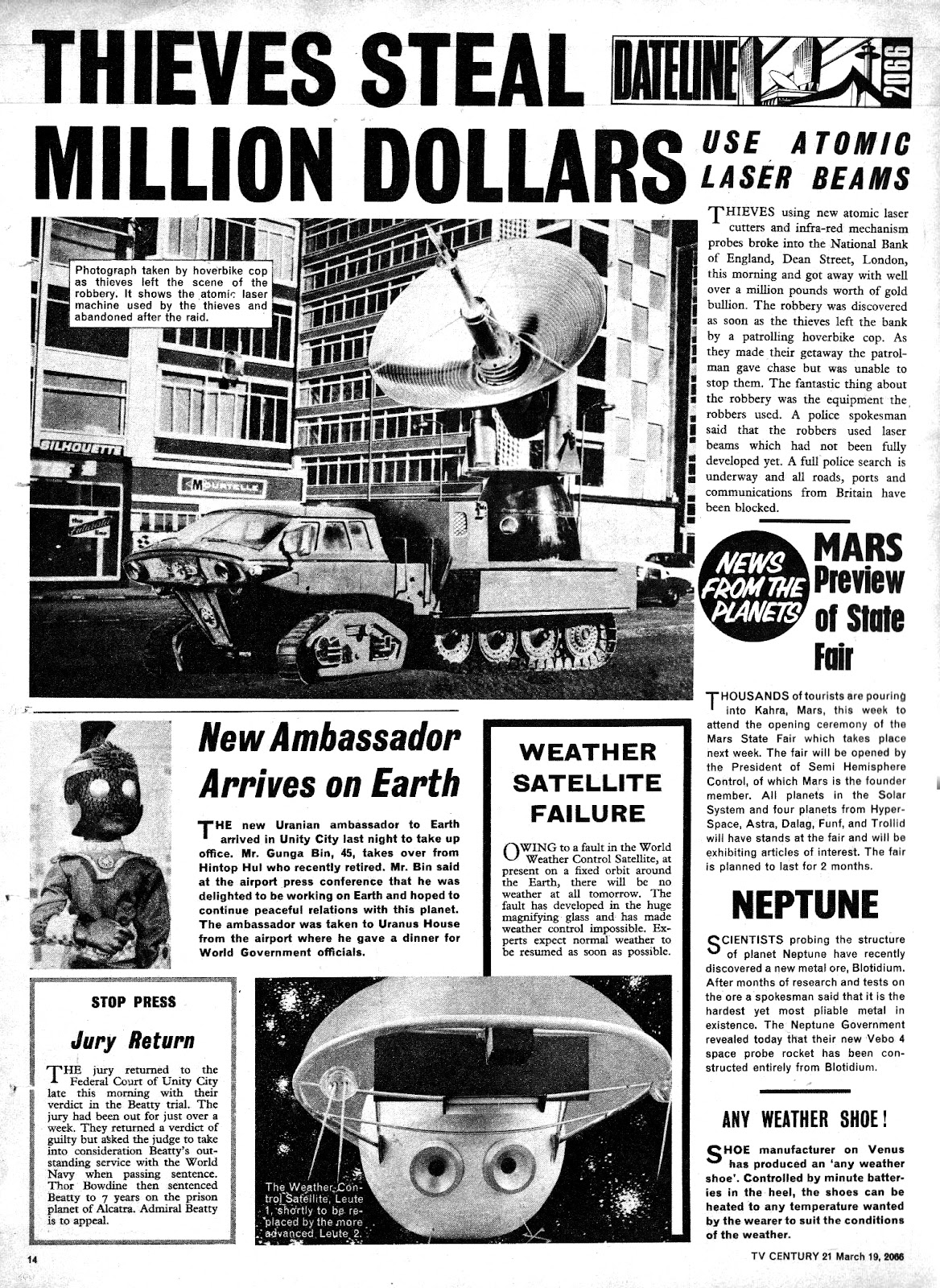 TV Century 21 (TV 21) issue 61 - Page 13