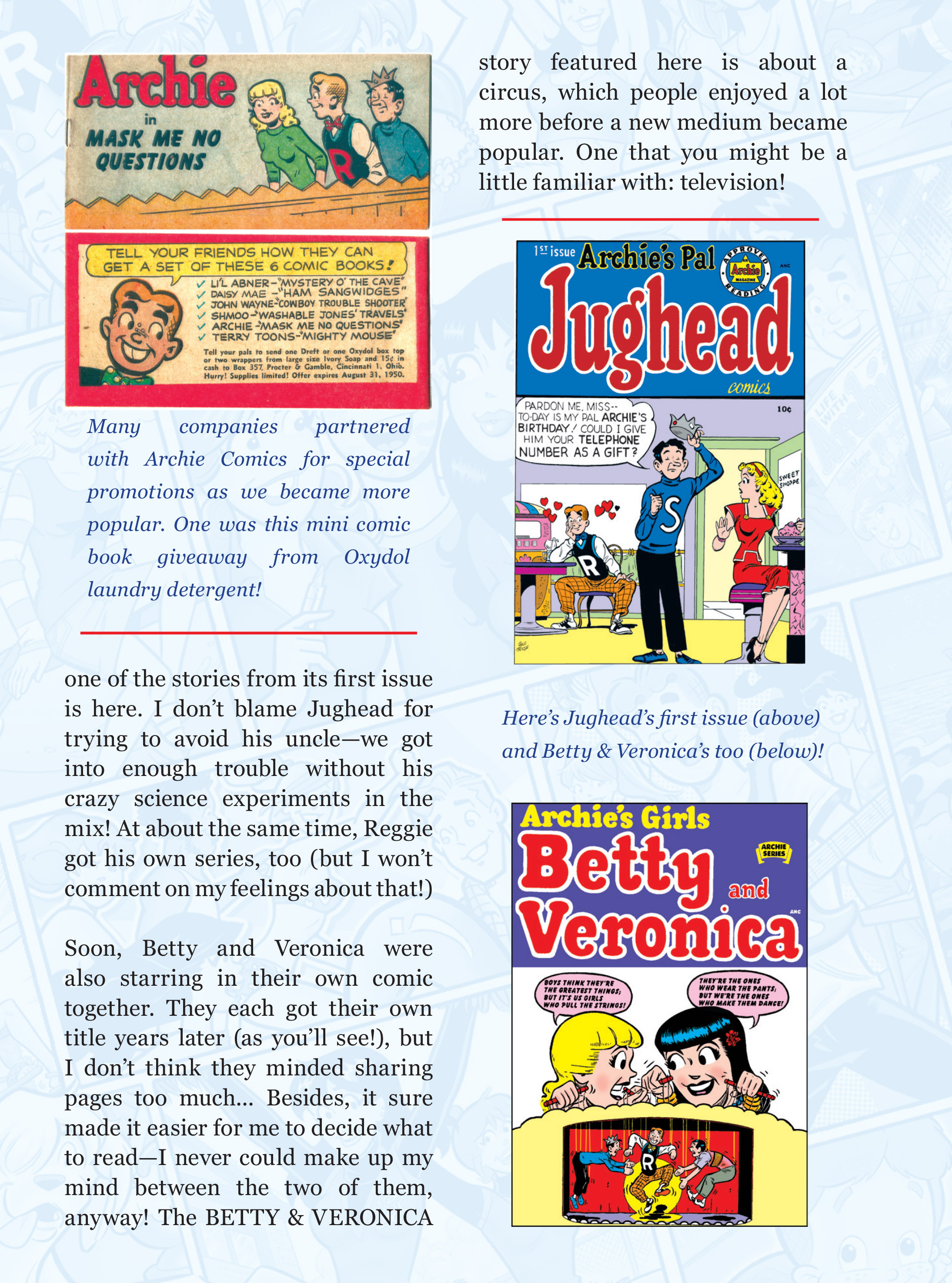 Read online Archie 75th Anniversary Digest comic -  Issue #3 - 26
