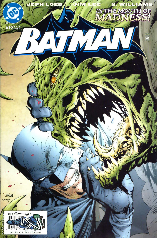 Read online Batman: Hush comic -  Issue #3 - 1