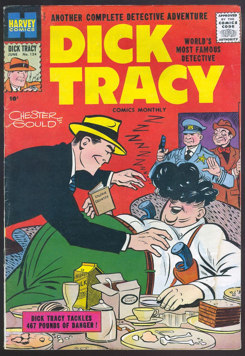 Dick Tracy (1950) 124 Page 1