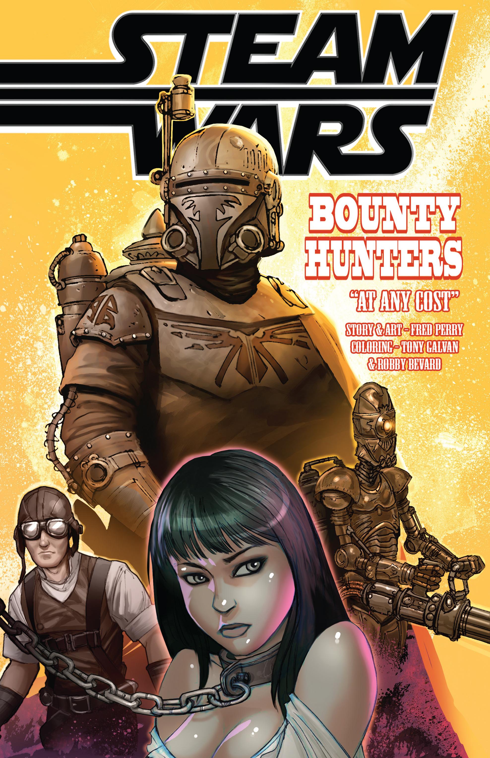 Read online Steam Wars: First Empire comic -  Issue #3 - 22