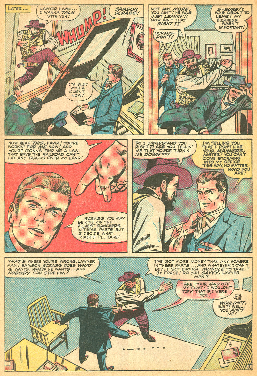 Read online Two-Gun Kid comic -  Issue #76 - 5