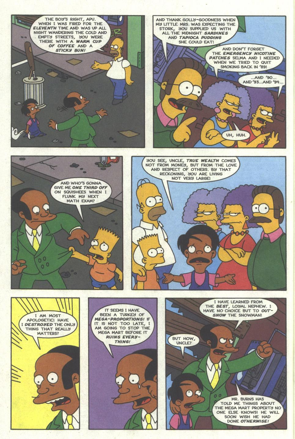 Read online Simpsons Comics comic -  Issue #22 - 19