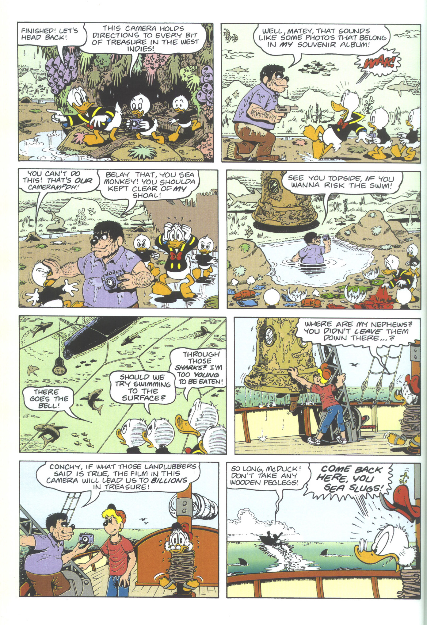 Read online Uncle Scrooge (1953) comic -  Issue #365 - 17