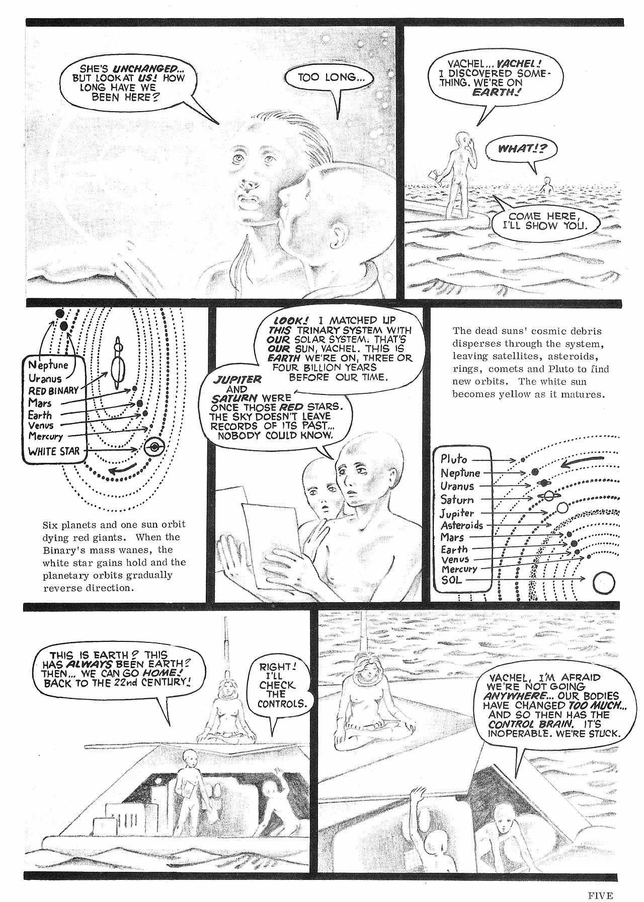 Read online Star*Reach comic -  Issue #11 - 45