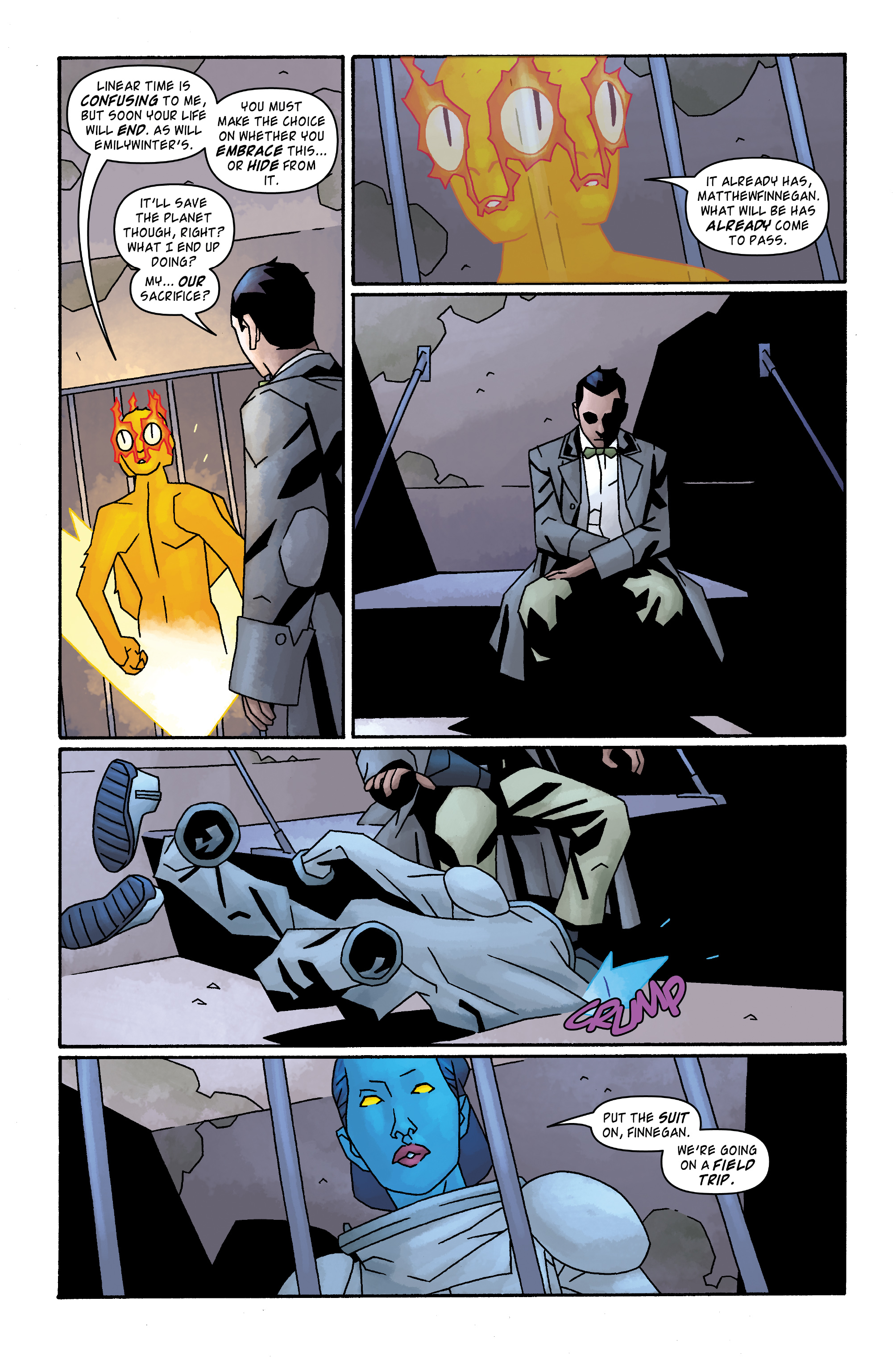 Read online Doctor Who: The Tenth Doctor Archives comic -  Issue #33 - 7