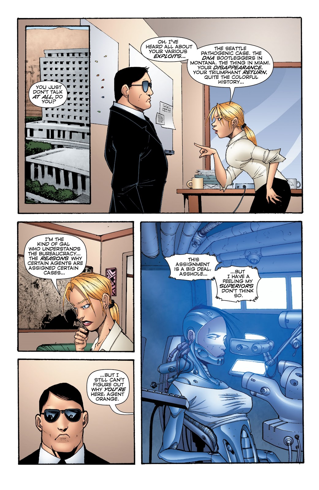 Wildcats Version 3.0 Issue #18 #18 - English 16