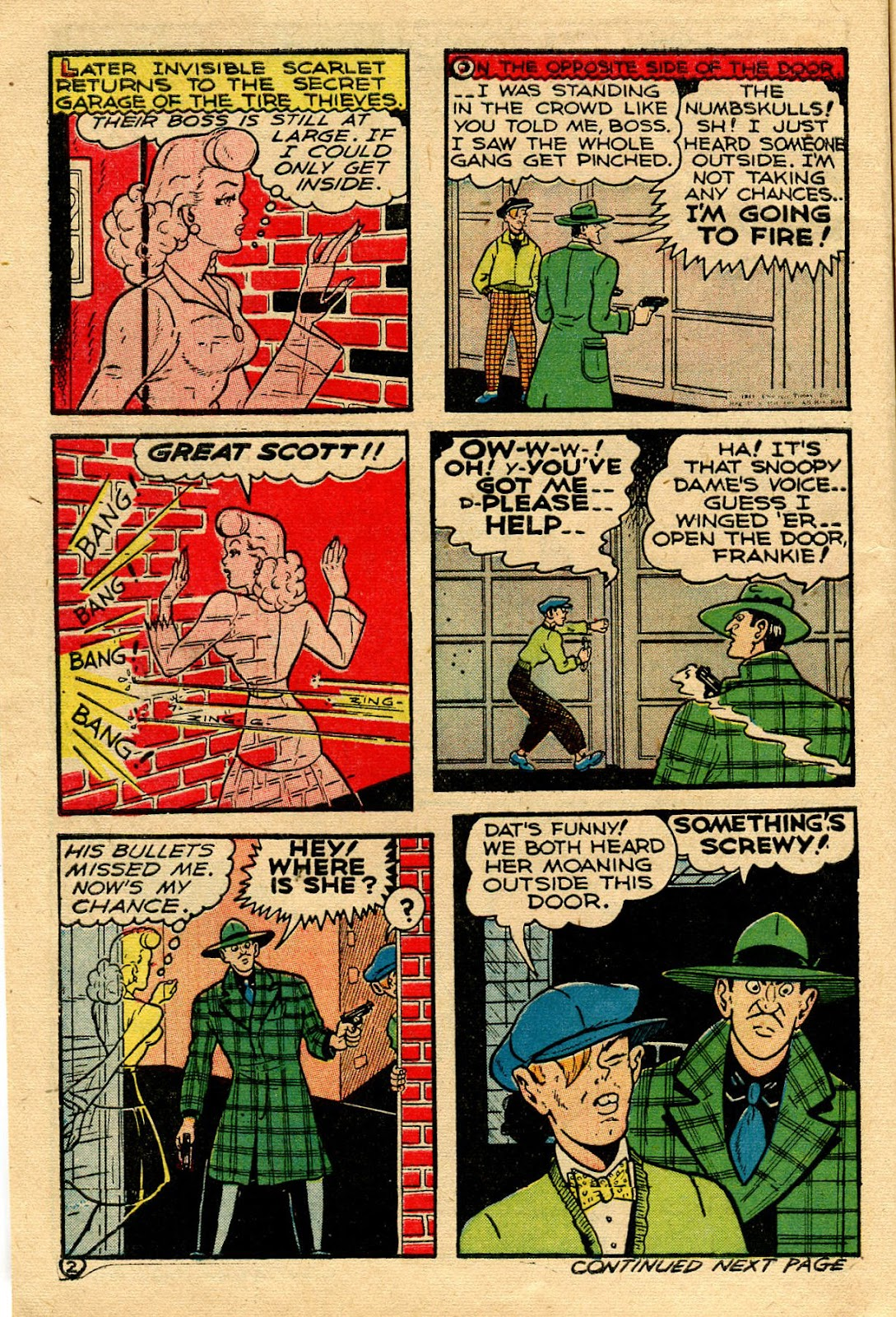 Read online Famous Funnies comic -  Issue #116 - 12
