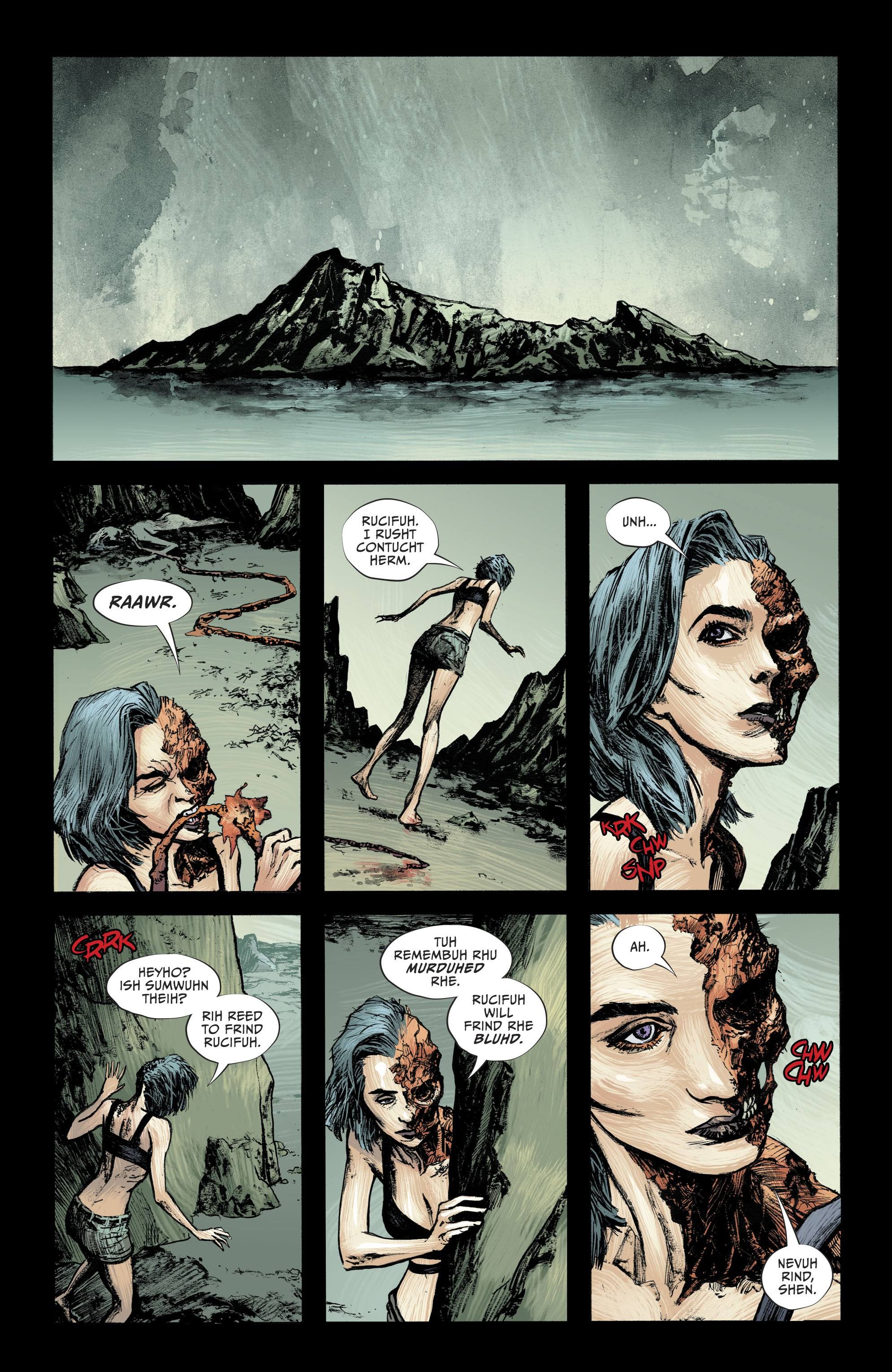 Read online Lucifer (2018) comic -  Issue #11 - 21